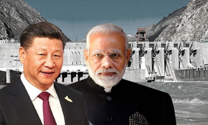 K Sahadevan on India China Water War