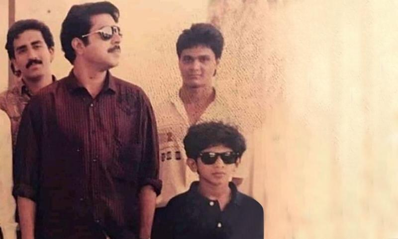 Mammootty and Dulquer Salman 4